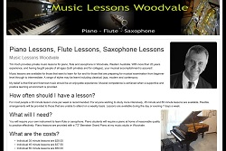 Music Lessons Woodvale