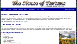House of Tartans - Australian Tartan Suppliers