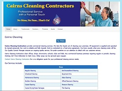 Cairns Cleaning