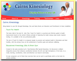 Cairns Kinesiology - bringing balance to your life