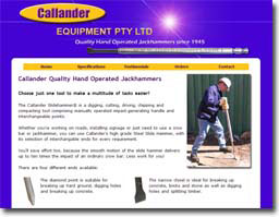Callander Equipment Pty Ltd