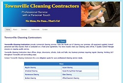 Townsville Cleaning Contractors
